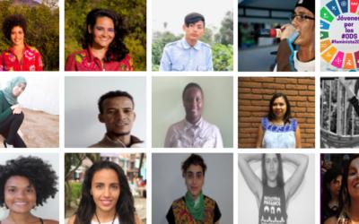 Próximamente llegan les jóvenes artivistas por los ODS