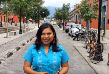 Cinthia Guadalupe Pacheco Moo – Oaxaca – México